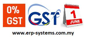 GST in Malaysia Zero Rated
