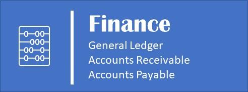 sage 300 finance modules